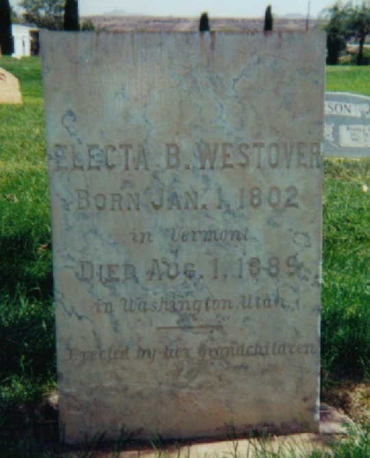 Electa Beal Westover