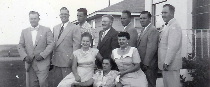 Arnold Westover Family Records