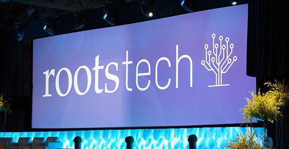 Attending Roots Tech 2016