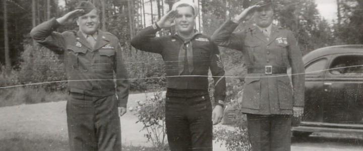 Loris Westover Recalls His Military Experiences — Part 1