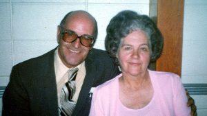 Gerald and Milda Quilter