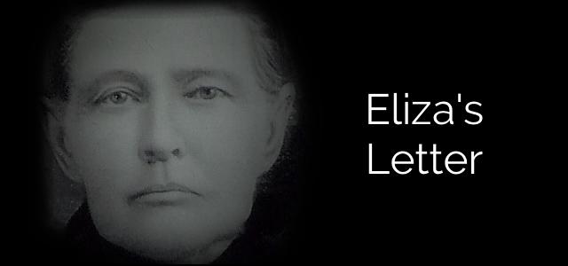 Eliza's Letter