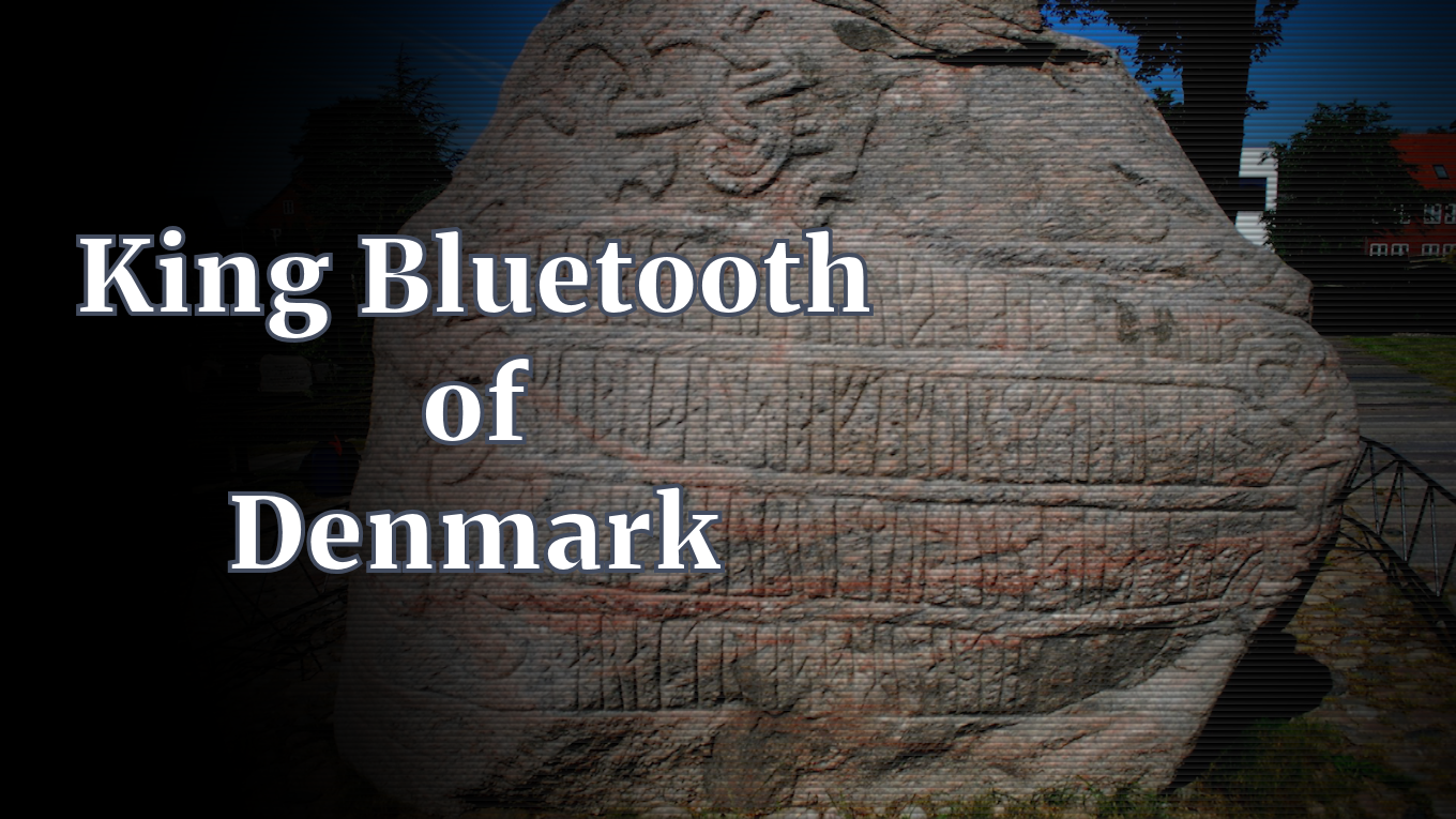 King Bluetooth of Denmark