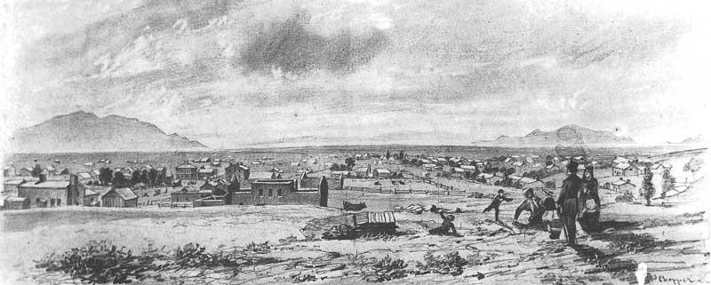 Salt Lake City 1851