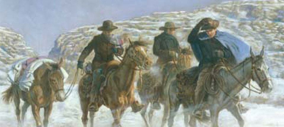 Rescue of the Handcart companies