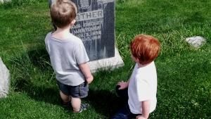 Mendon Utah Pioneer Cemetery