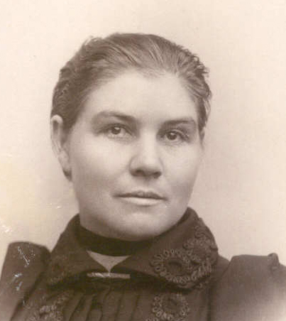 Eliza Ann Westover Redd