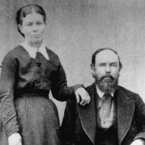 Charles and Eliza Westover