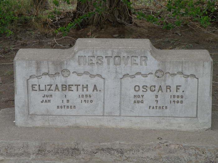 Oscar Fitzland Westover