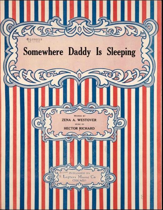 Somewhere Daddy is Sleeping